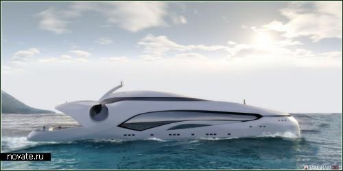 Престижная *рыбка* для богатых путешественников