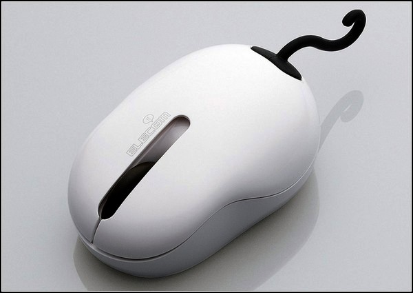 Oppopet Mouse,мышка с кошачьим хвостом