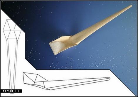 Origami Spoon. Ложка,сделанная благодаря древнееяпонским технологиям