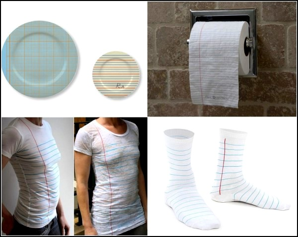 Обзор *тетрадного* креатива от дизайнеров