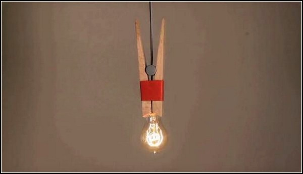 Лампа-прищепка Peg Lamp