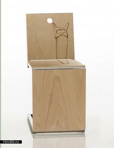 Утром картины - вечером стулья