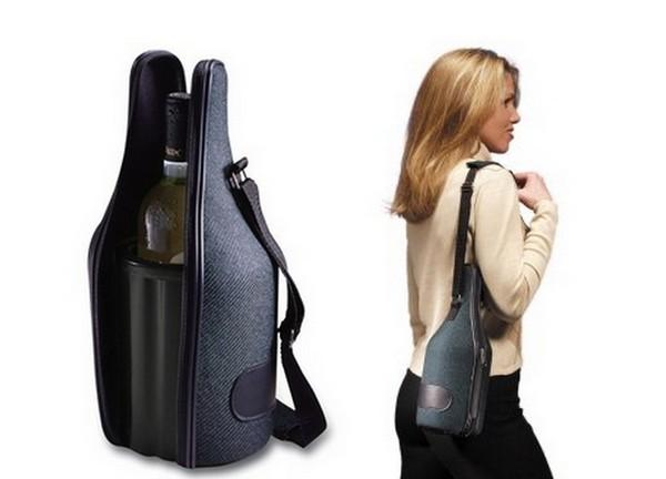 Рюкзак для бутылки с любимым алкоголем