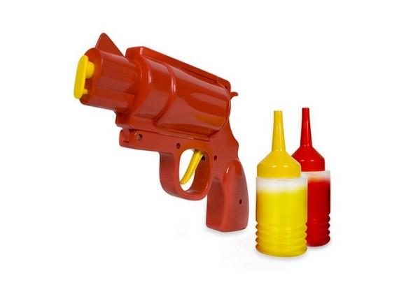Пистолет для приправ Condiment Gun