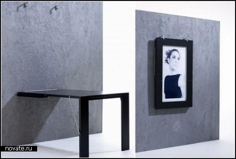 И стол, и картина. Picture table от Ivydesign