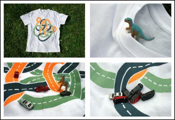 Футболки с игрушками из коллекции Play Shirts