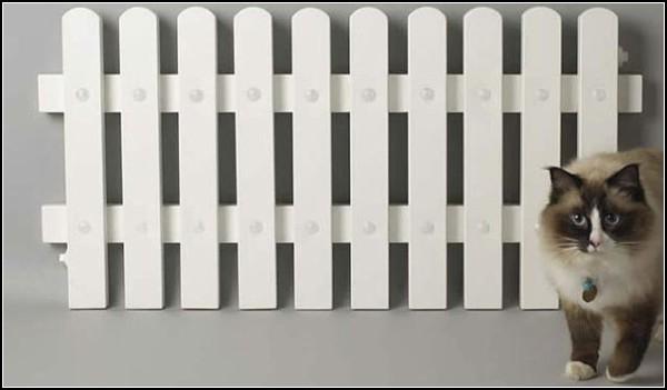Радиатор-забор