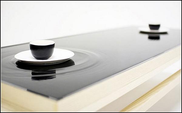 Столик Ripple Effect Tea Table для чайной церемонии
