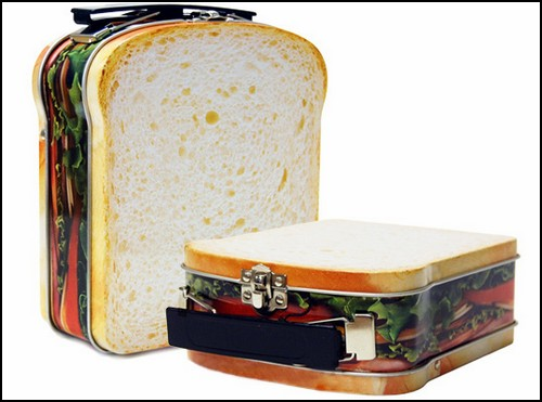 Sandwich Lunch Box для бутербродов в дорогу