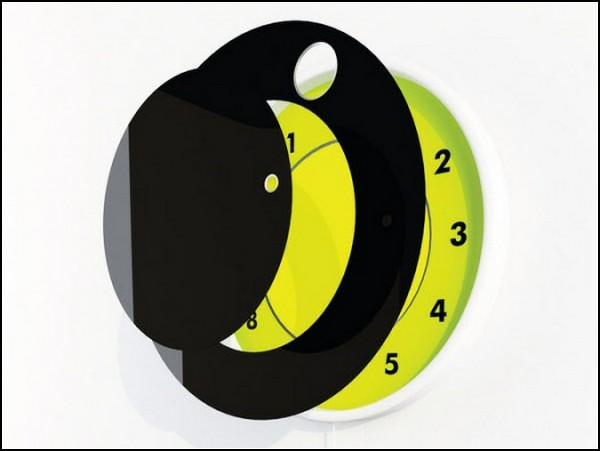 The Saturn Clock. Часы, вдохновленные планетой Сатурн