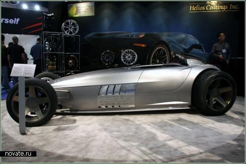 Cadillac Powered VRS - машина для выставок