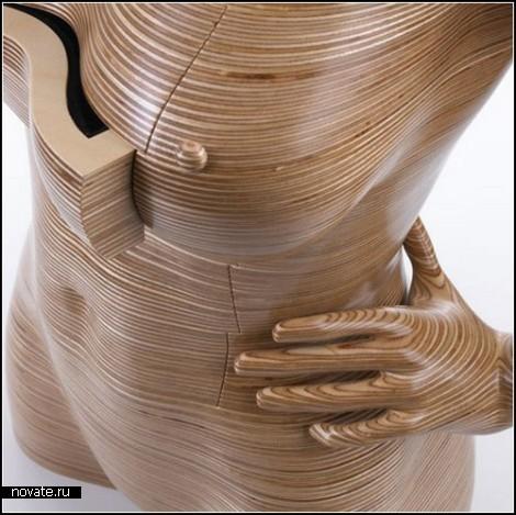 Эротическая мебель от Питера Рольфе (Peter Rolfe)