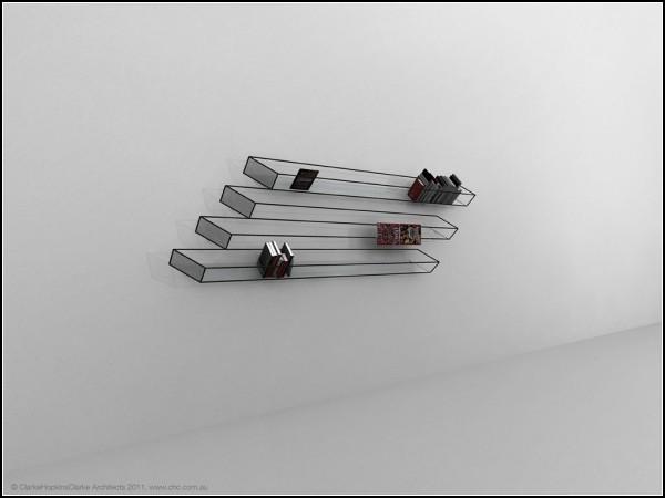 Полка-иллюзия *Смещение мыслей*