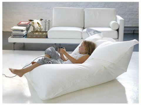 *Бобовый мешок*, он же подушка, он же диван
