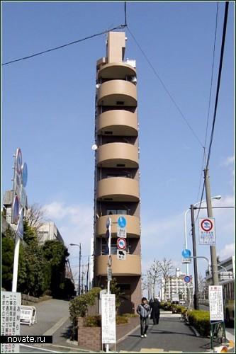 Малогабаритные японские жилища