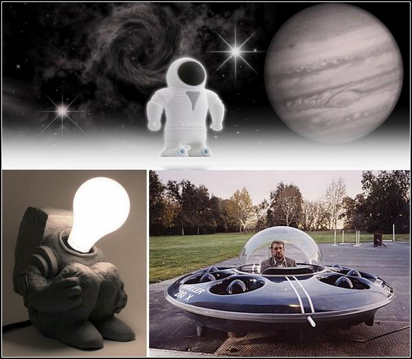 Космический обзор, посвященный Дню космонавтики