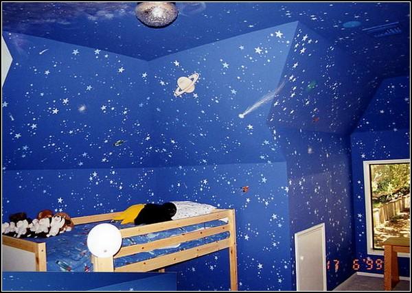 Комната будущего космонавта