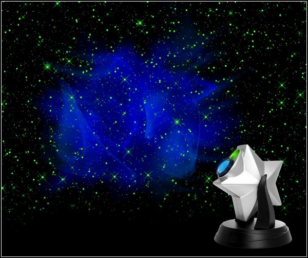 Устройство Laser Stars Projector