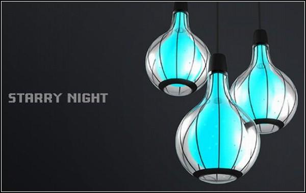 Starry Night Light, или Домашнее звездное небо