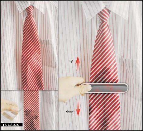 Мини-утюг для галстуков Stick Pin Iron