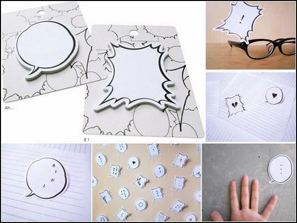 Креативные стикеры для творческих каракулей