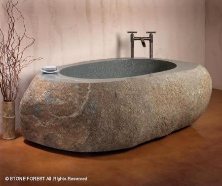 Окунулся в ванную - и ты уже близок к природе