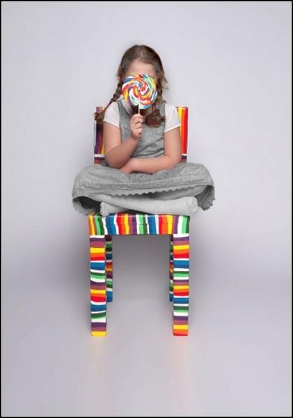 Сладкий стул для детей и взрослых