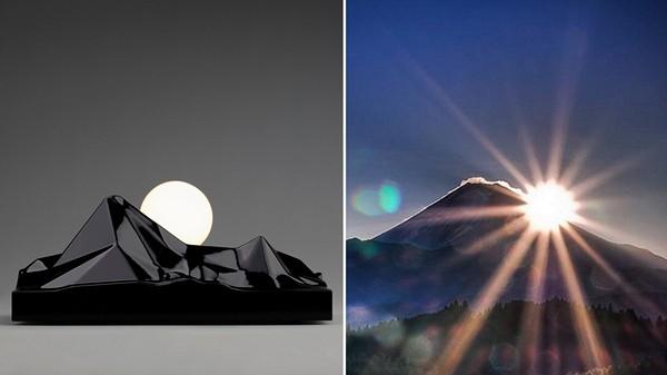 Там, где солнце встает. Креативный ночник Sun Rising Lamp
