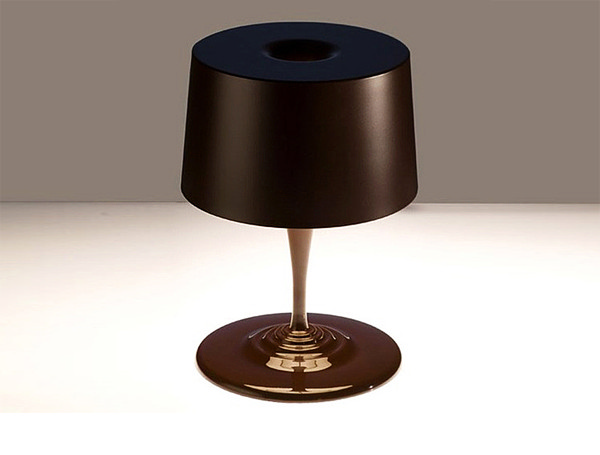 Chocolate Modern Table Lamp. Лампа-десерт от студии Nemo Cassina