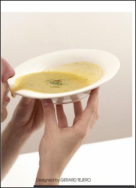 Дизайнерская посуда для любителей покушать от Entlo.1A