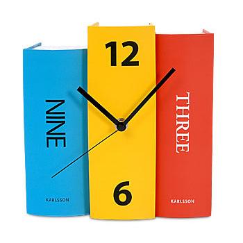 Часы для книжного шкафа