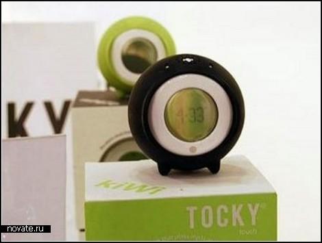 Tocky. Убегающий будильник