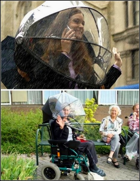 Зонт Numbrella