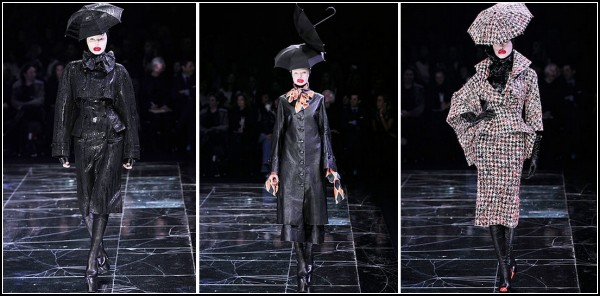 Зонт-шляпа от Александра МакКуина