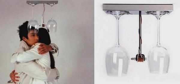 Дверной звонок Glass Doorbell