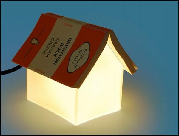 Светильник-дом, который дает свет