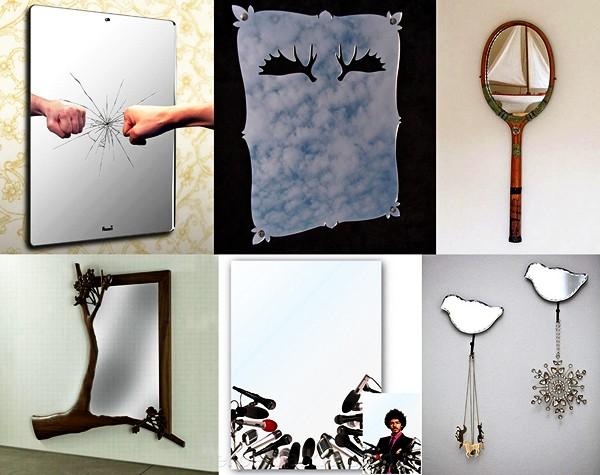 Зеркала искусство отражать еще один