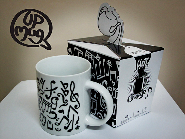 Water Gonna Change My Mug For You. Кофейная кружка со словами любви
