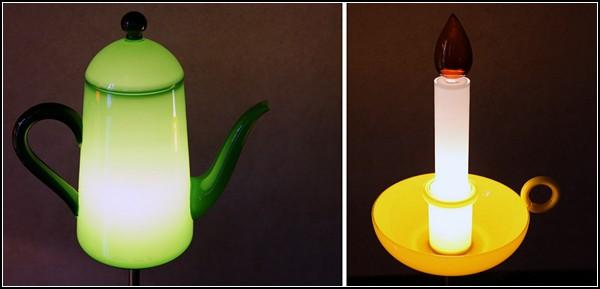 Серия арт-светильников от Studio Job для Venini