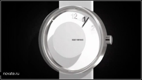Концептуальные Часы Vue watch
