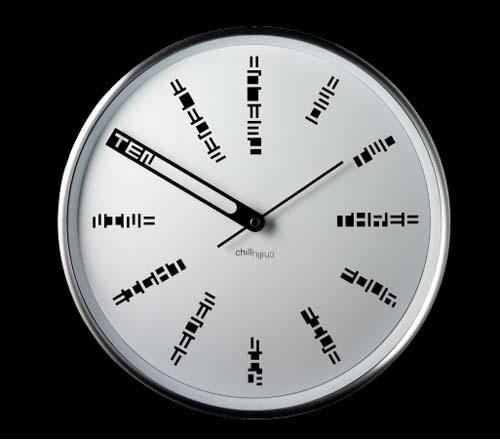 Время закодировано