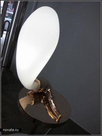 Коллекция Wonderlamps от Pieke Bergmans