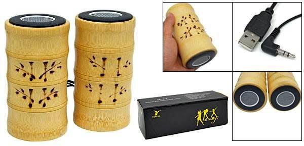 Экологически чистые бамбуковые колонки