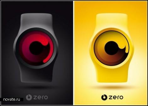 Часы Zero Wristwatch без лишних слов