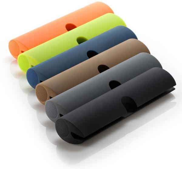 Портативные силиконовые колонки Zooka для гаджетов с Bluetooth