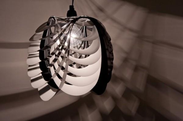 Подвесной светильник Kinema от Стюарта Фингерута (Stuart Fingerhut)