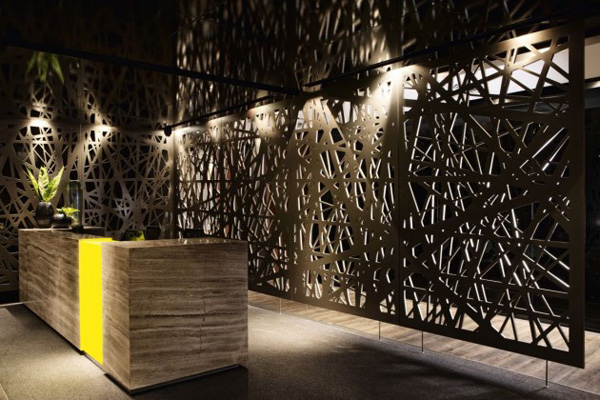 Офис компании Tebfin в исполнении Source Interior Brand Architects