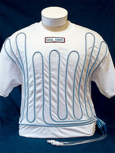 Cool Shirt - футболка с водным охлаждением