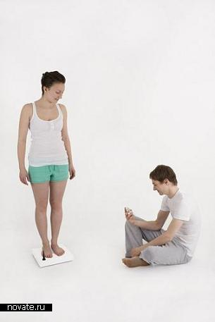 Весы Open Secrets пошлют ваш вес по смс другому человеку
