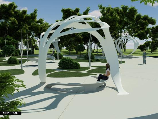 Concept Biology парк